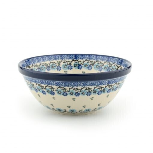 bowl royal blue 1057